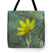 Magic Fern Flower 01 Tote Bag