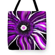 Magic Flower Tote Bag