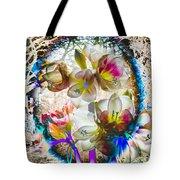 Magic Flowering Tote Bag