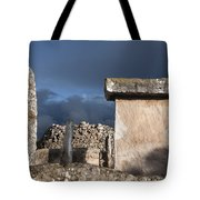 Bronze Edge In Minorca Called Talaiotic Age Unique At World - Magic Island 1 Tote Bag
