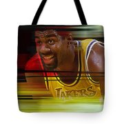 Magic Johnson Tote Bag