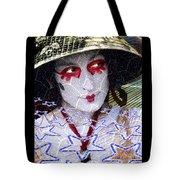 Magic Lady Goddess Tote Bag