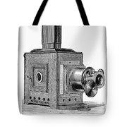 Magic Lantern, 1891 Tote Bag