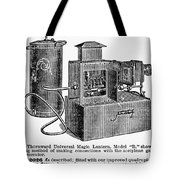 Magic Lantern, 1900 Tote Bag