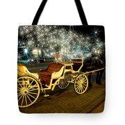 Magic Night Tote Bag by Jon Burch Photography