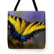 Magic Of Flight Tote Bag by Karen Wiles
