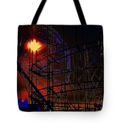 Magic Of The Midway Tote Bag