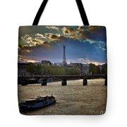 Magic Paris Tote Bag