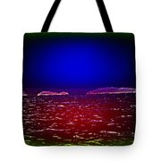 Can You See This Magic Seascape Or Is It Only Me  Tote Bag