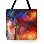 Magic Shell 2 Tote Bag by Rona Black