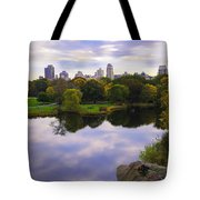 Magical 2 - Central Park - Nyc Tote Bag