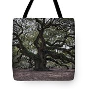Magical Angel Oak Tote Bag