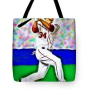 Magical Bryce Harper Connects Tote Bag
