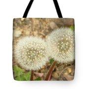 Magical Dandelion Tote Bag