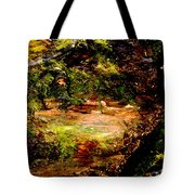 Magical Forest - Myth - Fantasy Tote Bag
