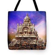 Magical India Tote Bag