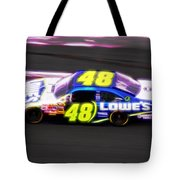 Magical Jimmy Johnson  Tote Bag