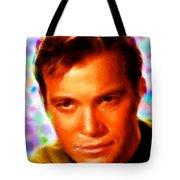 Magical Kirk Tote Bag