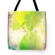 Magical Leaves Tote Bag