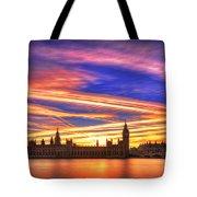 Magical London Tote Bag