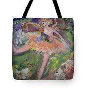Magical Maggie The Fairy Tote Bag