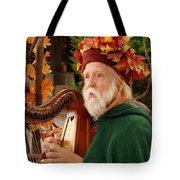 Magical Minstrel Tote Bag