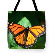 Magical Monarch Tote Bag