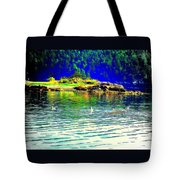 Floating On The Magical Mystery Tour Tote Bag