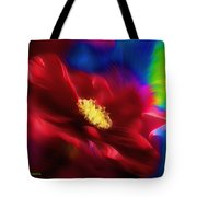 Magical Rose Tote Bag