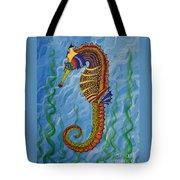 Magical Seahorse Tote Bag
