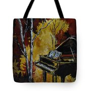 Magical Tote Bag by Vickie Warner