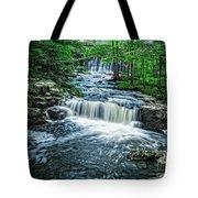 Magical Waterfall Stream Tote Bag