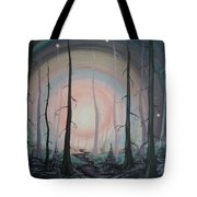 Magicle Forest Tote Bag