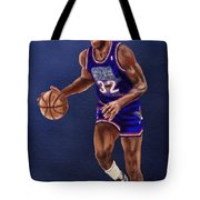 Magic's Return Tote Bag by Jeremy Nash