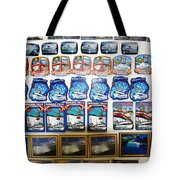 Magnetic Niagara Tote Bag