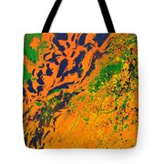 Magnetic Sequence Tote Bag