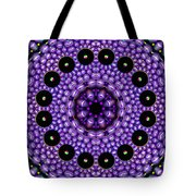 Magnetic Twins Tote Bag