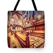 Magnificent Cathedral Tote Bag