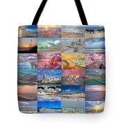Magnificent Coastal North Carolina Tote Bag