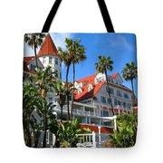 Magnificent Hotel Del Tote Bag