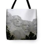 Magnificent Mount Rushmore Tote Bag