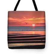 Magnificent Sunset Tote Bag