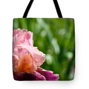 Magnificent Wine And Roses Tote Bag