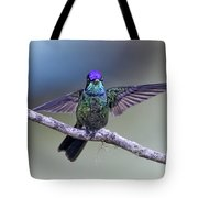 Magnificently Magnificent Hummer Tote Bag
