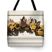 Magnolia And Yarrow Swag Tote Bag