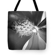 Magnolia Blossom - Photopower 2476 Bw Tote Bag