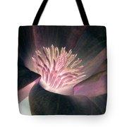 Magnolia Flower - Photopower 1825 Tote Bag