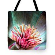 Magnolia Flower - Photopower 1841 Tote Bag