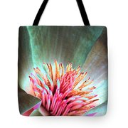 Magnolia Flower - Photopower 1843 Tote Bag