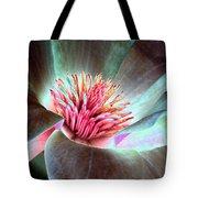Magnolia Flower - Photopower 1844 Tote Bag
